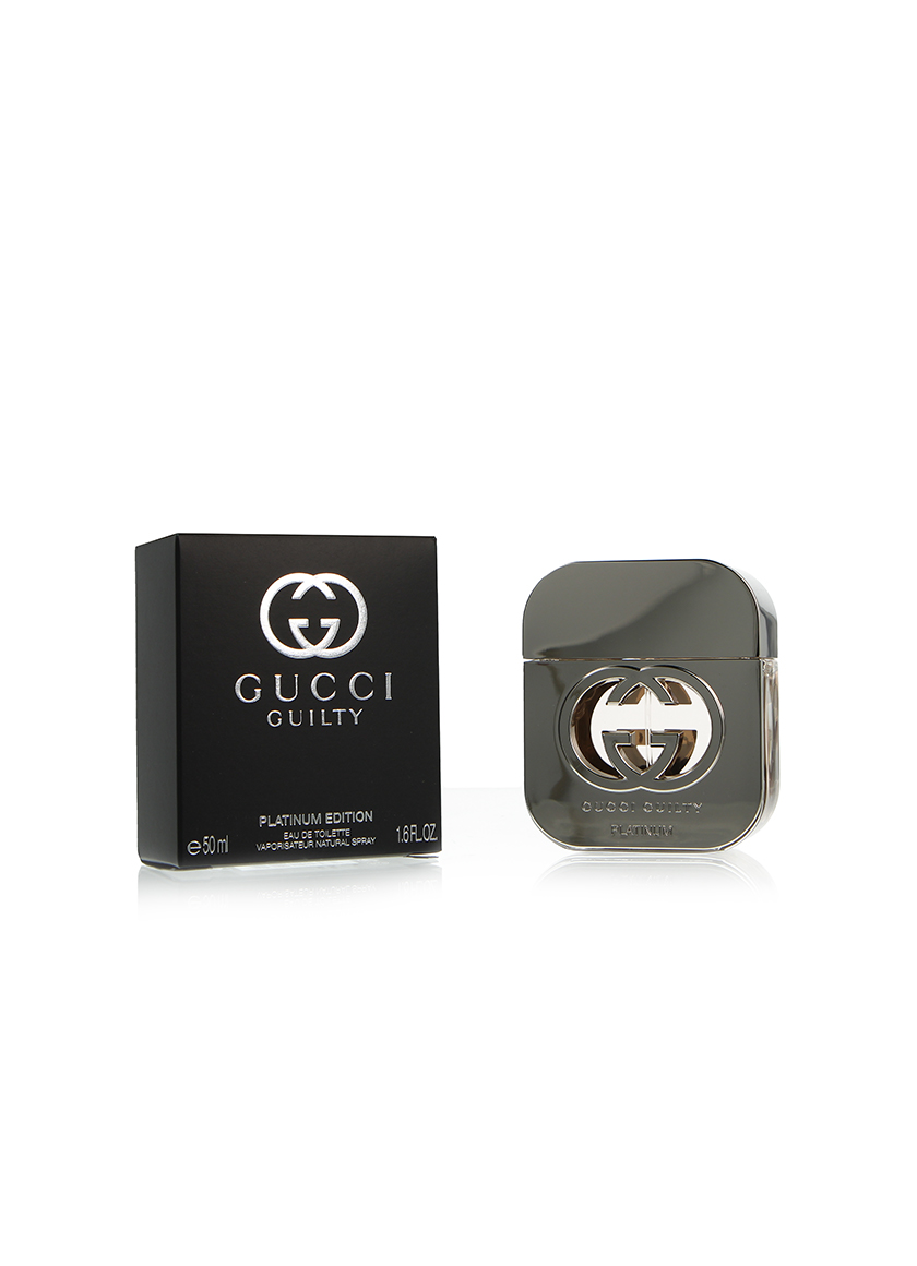 Gucci Guilty Platinum Edition woda toaletowa 50ml