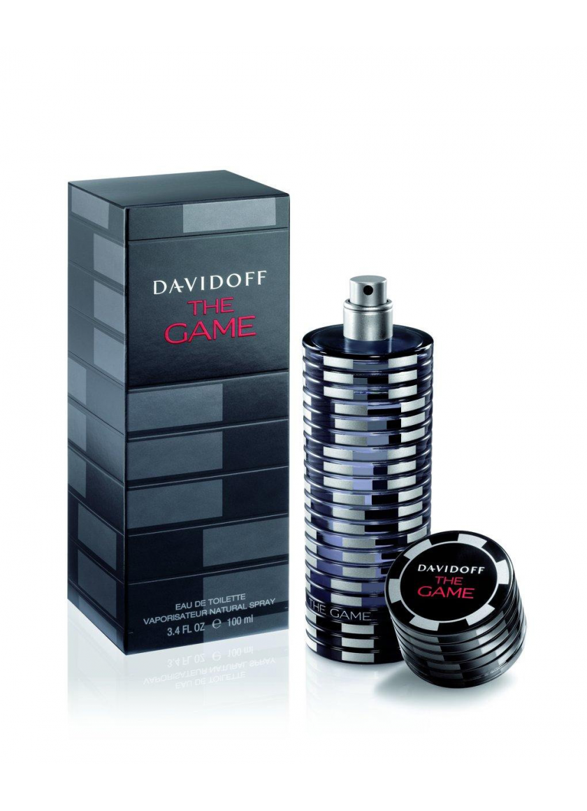 Davidoff The Game woda toaletowa 60ml