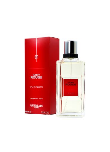 Guerlain Habit Rouge woda toaletowa 100ml