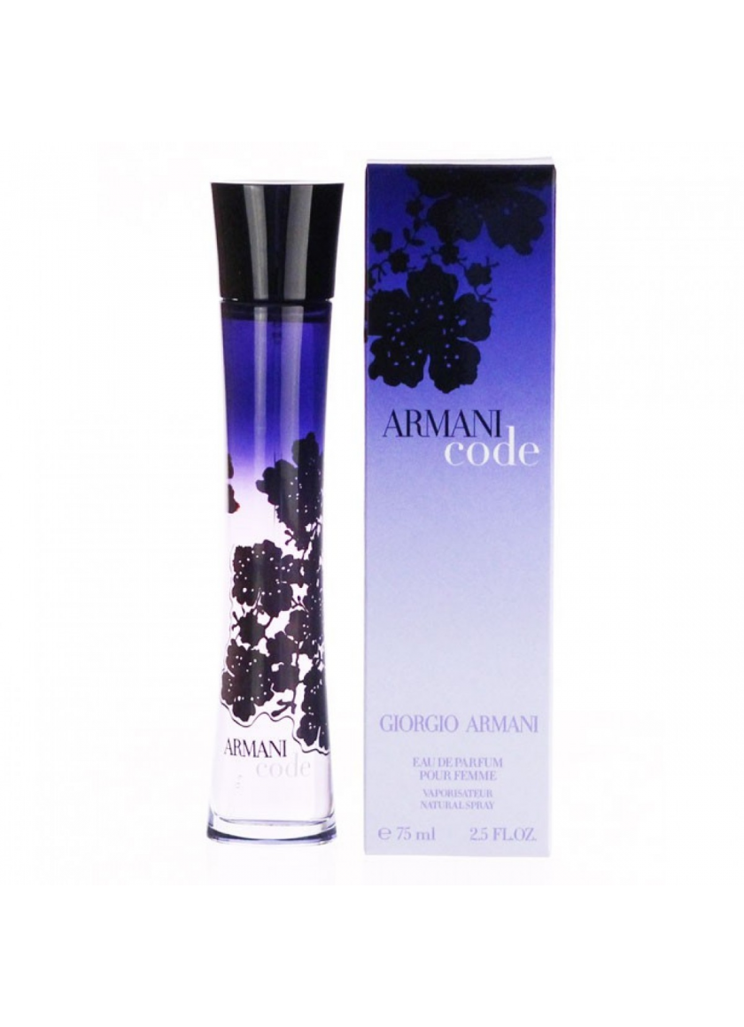 Giorgio Armani Code for Woman woda perfumowana 75 ml