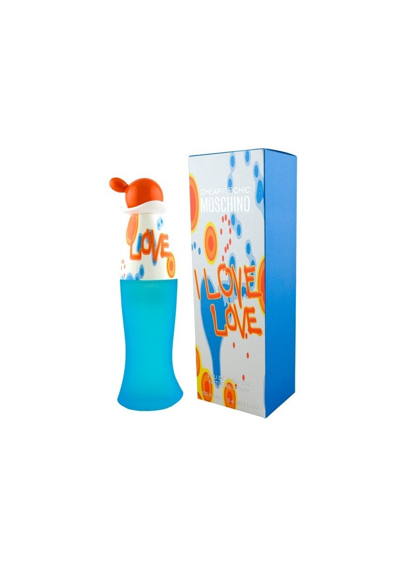 Moschino I Love Love woda toaletowa 100ml