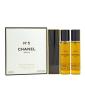 Chanel No 5 EDP 3x20ml woda perfumowana dla kobiet