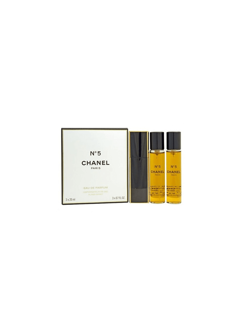 Chanel No 5 EDP woda perfumowana 3x20ml