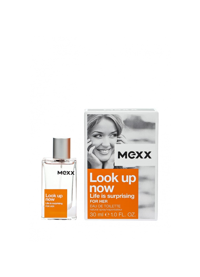 Mexx Look Up Now Woman woda toaletowa 30ml