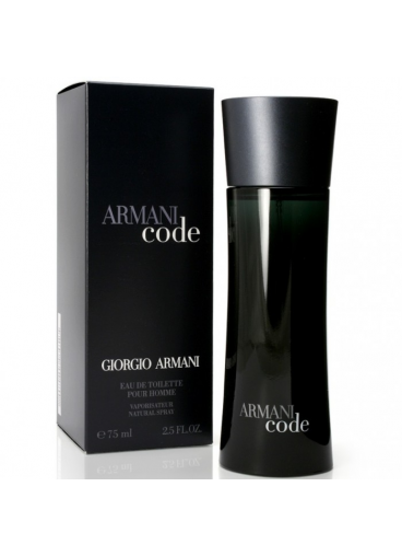 Giorgio Armani Code For Men woda toaletowa 75ml