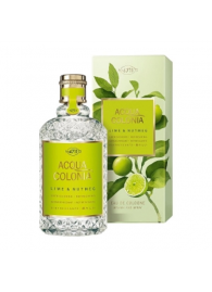 4711 Acqua Colonia Lime & Nutmeg  woda kolońska 170ml