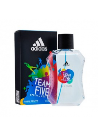 Adidas Team Five woda toaletowa 100ml