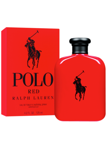 Ralph Lauren Polo Red woda toaletowa 125 ml