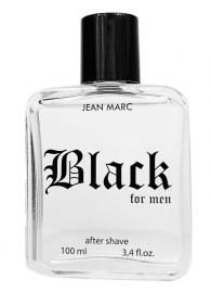 Jean Marc X Black For Men woda po goleniu 100ml