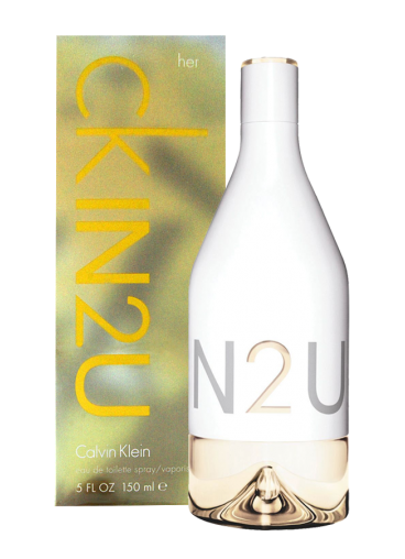 Calvin Klein IN2U for Her woda toaletowa 150ml